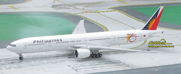Philippines Airlines Boeing B777-3F6/ER Reg. RP-C7774