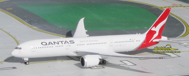 Qantas Airways Boeing B787-9 Dreamliner Reg. VH-ZNA
