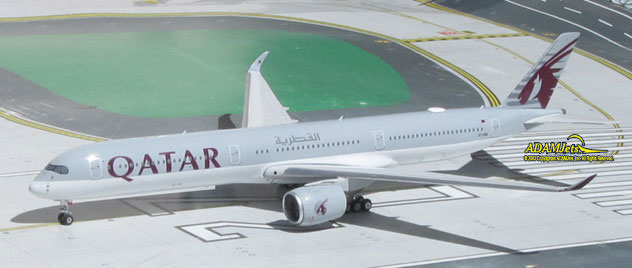 Qatar Airways Airbus A350-1041 Reg. A7-ANA.
