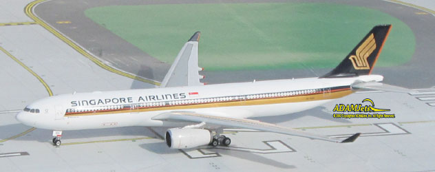 Singapore Airlines^Airbus A330-343 Reg. 9V-SSH