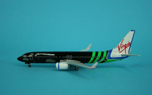 Virgin Blue Airlines Boeing B737-81Q (W) Reg. VH-VOI