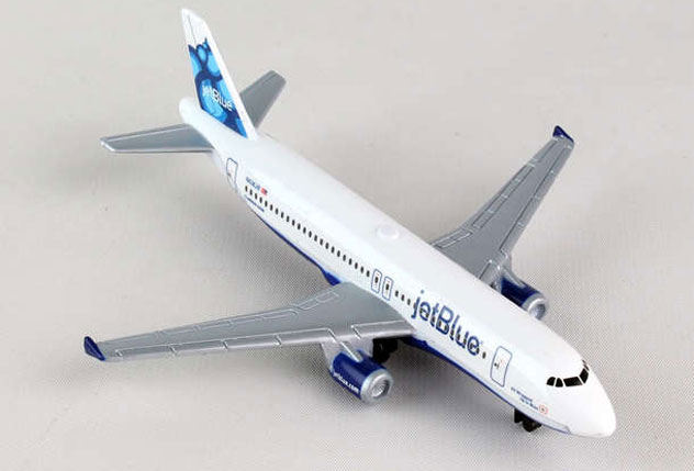 Realtoy Single Plane Set JetBlue Airways