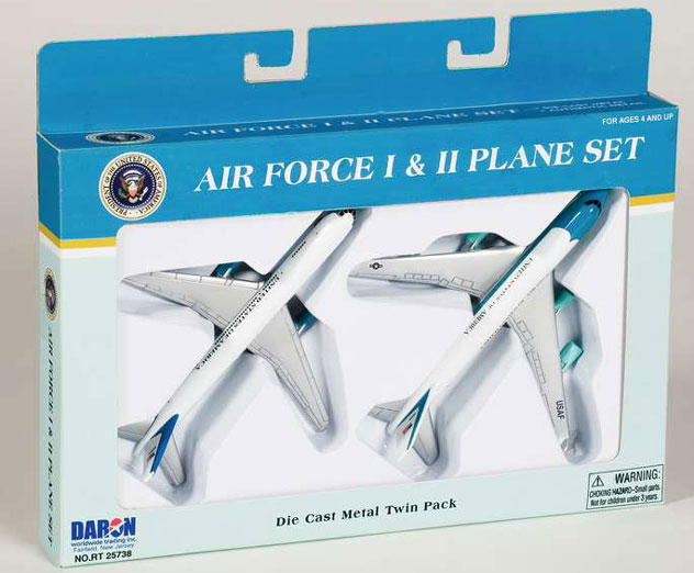 Realtoy Airport Sets USAF - Air Force One