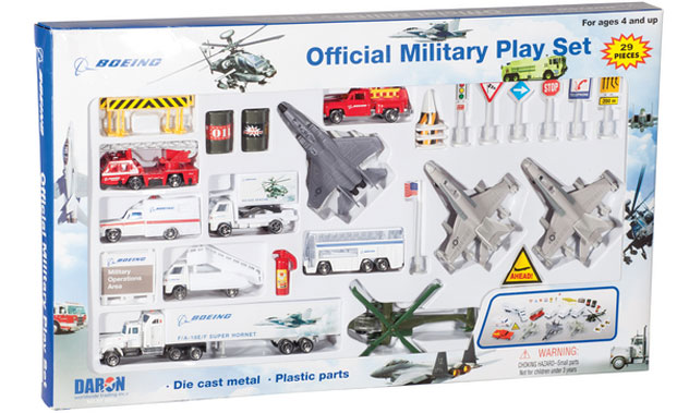 Realtoy Large Airport Sets USAF - Air Force