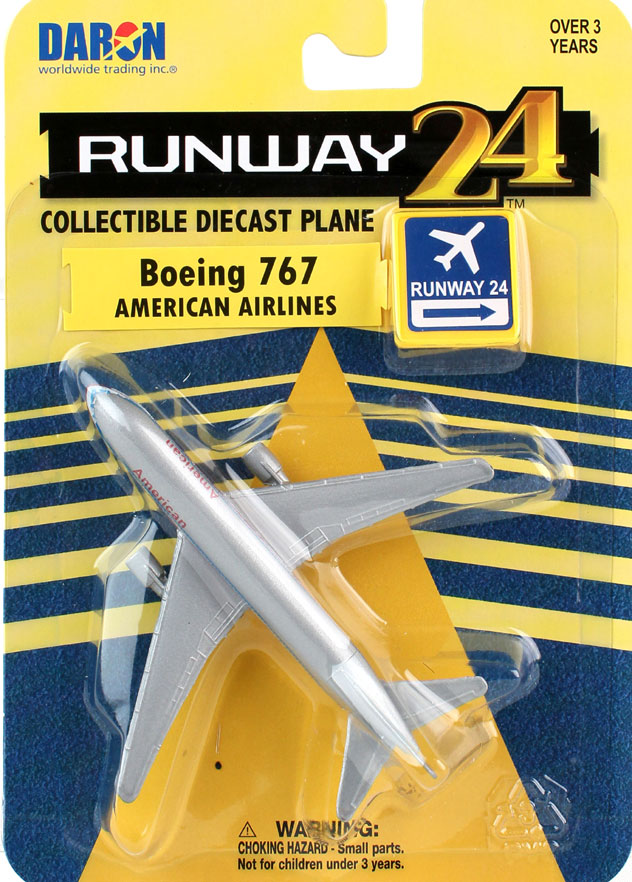 Runway24 Modular System^American Airlines Boeing Model
