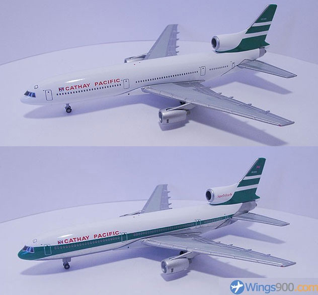 Cathay Pacific Airways Lockheed L-1011-385 Twin Pack