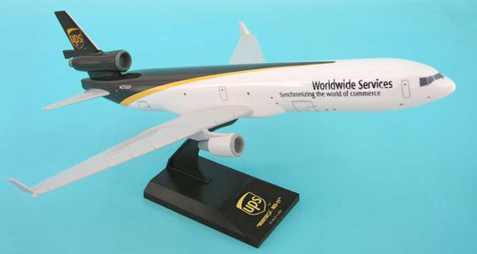 UPS - United Parcel Service Airlines McDonnell Douglas MD-11F Reg. N270UP