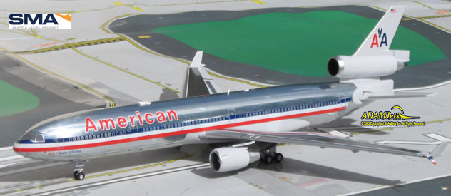 American Airlines McDonnell Douglas MD-11 Reg. N1763