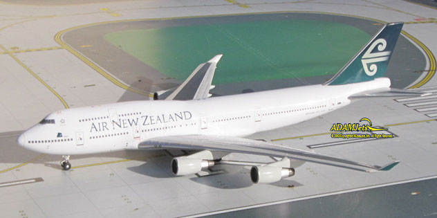 Air New Zealand Airlines^Boeing B747-475 Reg. ZK-SUH