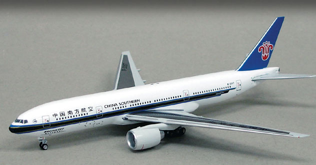 China Southern Airlines Boeing B777-21B/ER Reg. B-2057