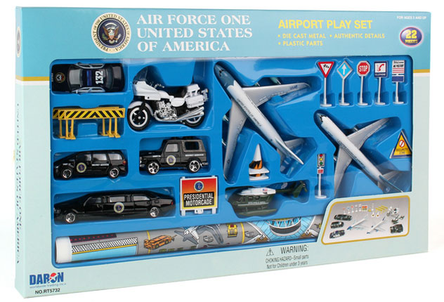 Realtoy Large Airport Sets USAF Air Force One