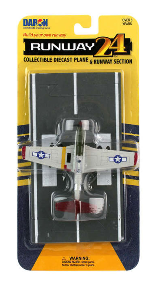Runway24 Modular System North American P-51 Mustang Tuskegee